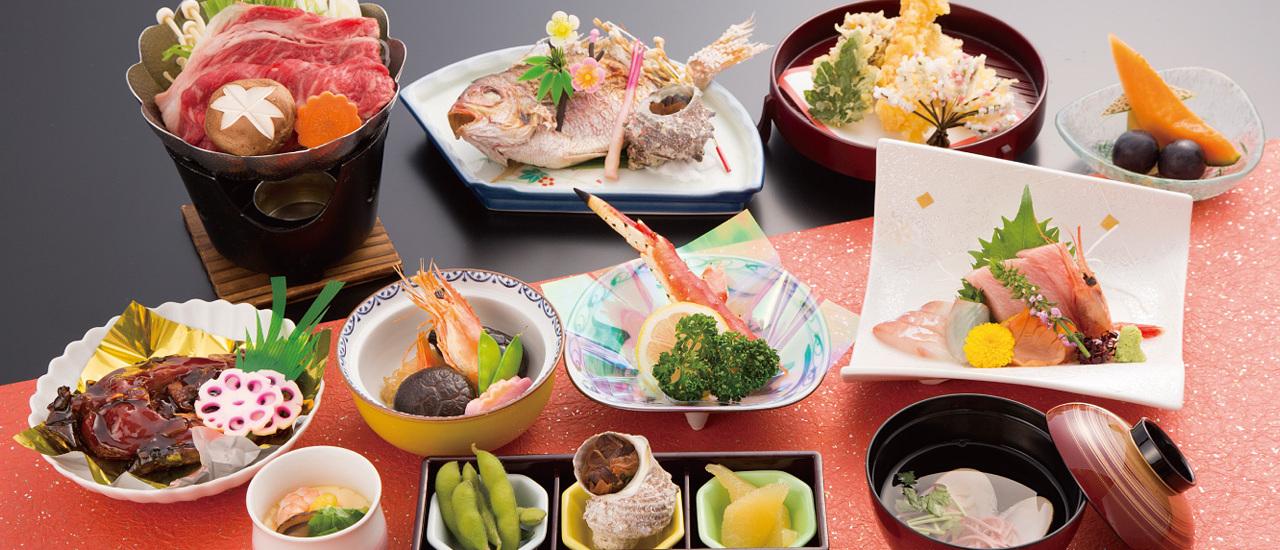 祝膳 6,000円(税別)